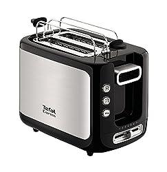Tefal TT3650 Toaster Express mit Brötchenaufsatz, 850 Watt