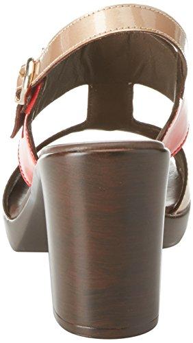 MELLUSO Scarpe con Cinturino Alla Caviglia Donna Beige (Rame)