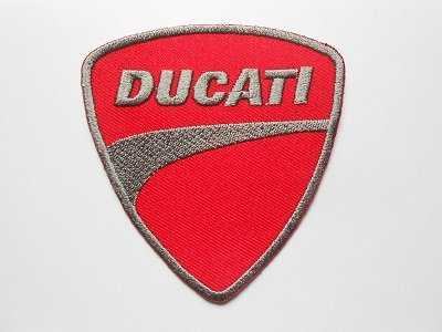 Parches   Ducati   red  silver   Motorbike   Motorsport