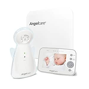angelcare ac1300 digital video movement and sound baby monitor baby. Black Bedroom Furniture Sets. Home Design Ideas