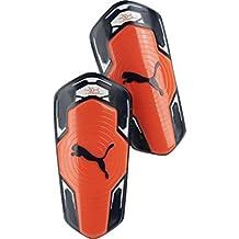 PUMA EVO Power 5 - Espinilleras de fútbol, talla M