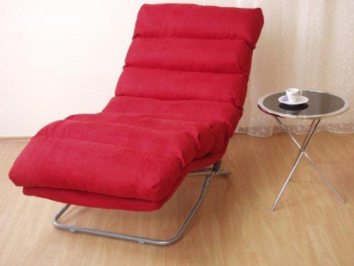 moebel direkt online Relaxliege Sofa rot