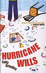 Hurricane Wills by Sally Grindley (2006-08-07)
