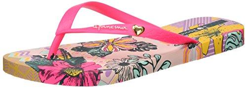 Ipanema I Love Tribal Fem, Tongs Femme Mehrfarbig (pink/purple)
