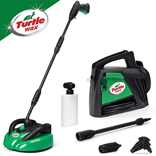 Turtle Wax TW110 Hochdruckreiniger-Set