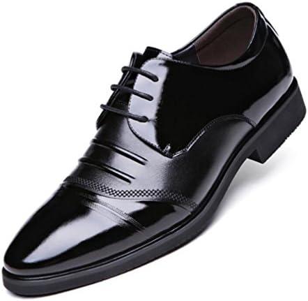 size 40 51b9f 6a6ec LYZGF Moda da Uomo da Uomo Uomo Uomo Casual Fashion Traspirante Gentleman  Scarpe da Allacciatura Coniugate ...