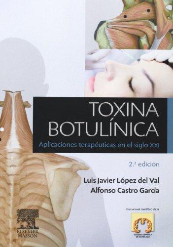 Toxina botulínica: Aplicaciones terapéuticas