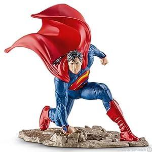 Schleich- Superman Figura, Multicolor (22506)