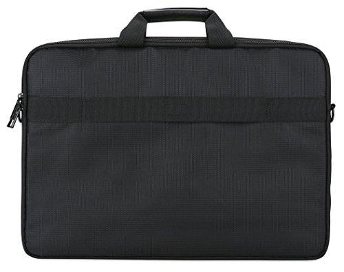 Acer Notebook Traveller Tasche 439 cm 173 Zoll schwarz Aktentaschen