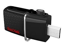 SANDISK SDDD2-032G-A46 Ultra(R) Dual USB 3.0 Drive (32GB)