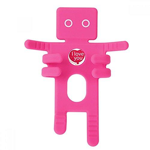 k I Love You Ballon Pink Handy Mount KFZ Armaturenbrett Halterung Für Handy Geschenk ()