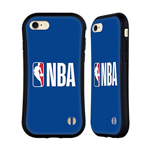 Ufficiale NBA Banner Logoman Case Ibrida per Apple iPhone 6 Plus / 6s Plus Semplice