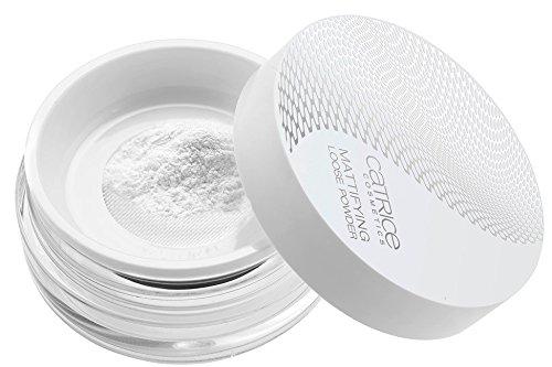 Catrice Cosmetics Net Works Mattifying Loose Powder Transparent Matt Inhalt: 8g Transparenter loser Puder mit Weichzeichnereffekt für einen makelloses und langanhaltendes mattes Ergebnis.