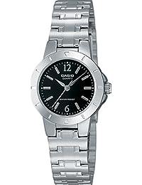 CASIO LTP1177A1AEF - Reloj de mujer de cuarzo, correa de acero inoxidable