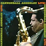 Cannonball Adderley Live by Cannonball Adderley (2011-09-27)