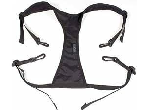 Ortlieb Système de portage pour sac photo Noir