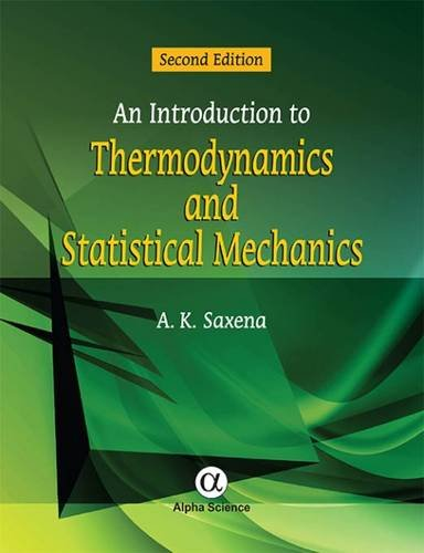 An Introduction to Thermodynamics and Statistical Mechanics 2016