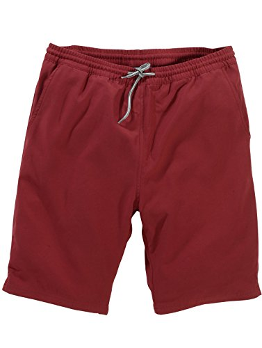 Pantaloncini da uomo CLEPTOMANICX Jam 2 Borgogna