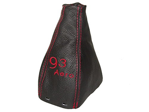 for-saab-9-3-93-ss-2003-manual-gear-gaiter-shift-boot-black-italian-leather-with-red-93-aero-embroid