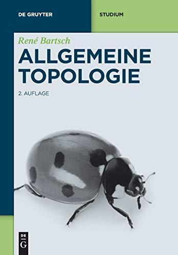 Allgemeine Topologie (De Gruyter Studium)