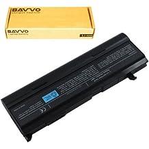 Bavvo Batería de Ordenador 9-células compatible con Toshiba PA3465U-1BRS