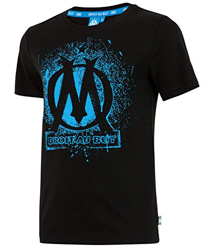 OLYMPIQUE DE MARSEILLE T-Shirt Om - Collection Officielle Taille Homme S