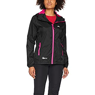 Trespass Qikpac Womens Packaway Waterproof Jacket Lightweight Hooded Raincoat