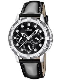 45ab8efc8b42 Lotus 15746 8 - Reloj analógico de Cuarzo para Mujer con Correa de Piel
