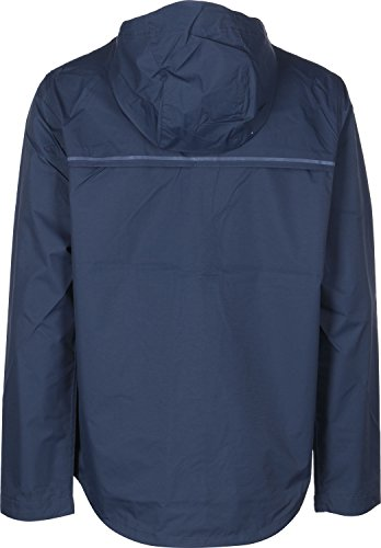 Levis Commuter Echelon Windbreaker Dark Blue Blau
