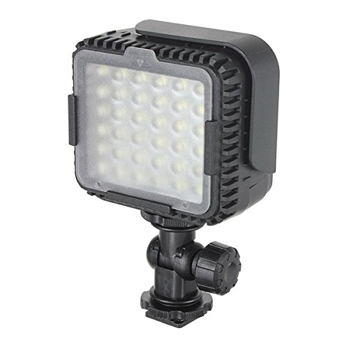 MASUNN Cn-Lux360 Portable 36 Led Luce Video Per Fotocamera Canon Nikon Dv