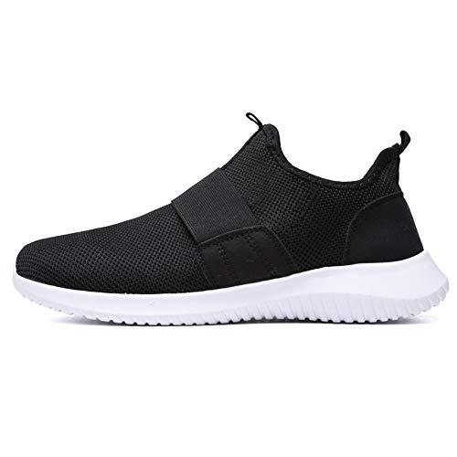 Sneaker Herren Freizeitschuhe Mode Breathable Laufschuhe Outdoor Joggingschuhe Sportschuhe Gym Schuhe Casual Atmungsaktiv Turnschuhe ABsoar