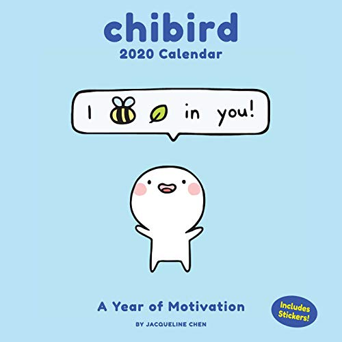 Chibird 2020 Calendar: A Year of Motivation par Jacqueline Chen