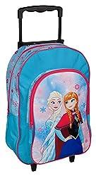 Undercover FRZH8127 Trolley für Kinder, Disney Frozen, ca. 36 x 25 x 10 cm