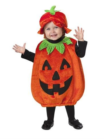 Kürbis Patch Cutie - Kleinkind Kostüm (Lil'lamm Kleinkind Kostüme)