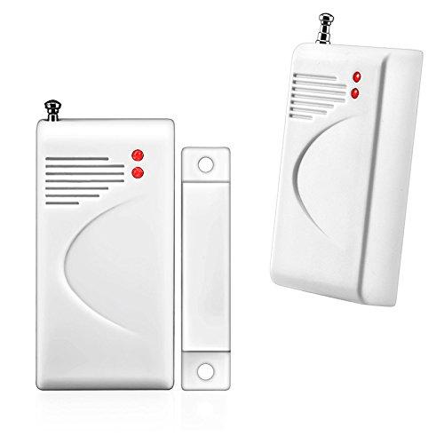 Sensore magnetico porte e finestre wireless
