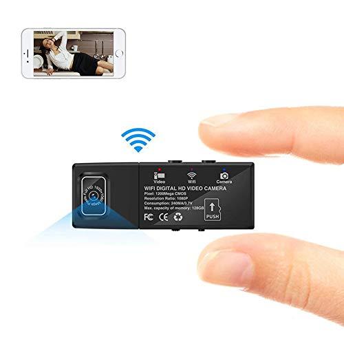 SAFE-HOME Kamera Volle HD 1080 P Mini Kamera Espia Tragbare Körper Kamera Kleine Video Audio Recorder H.264 Mini Cam unterstützung 128 GB Karte H. 264 Cam