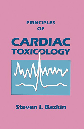 Principles Of Cardiac Toxicology (telford Press) por Steven I. Baskin epub