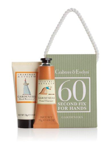 Crabtree & Evelyn Gardeners Mini 60 Second Fix Kit (Butter-mischung Einfache)