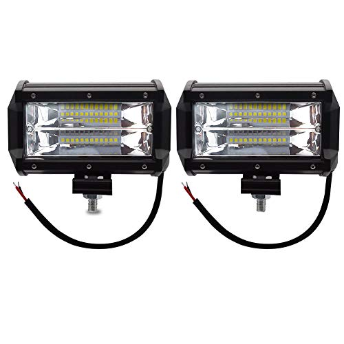 BeiLan 2pcs Foco Led Tractor