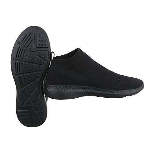 Leves Mulheres Unissex design Tênis Sapatos Preto Masculinos Sapatos Das Chinelo Calçados Ital Baixos qn01nUXwt