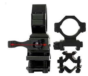 Lensolux Support de fixation pour fusil X30 Points rouges