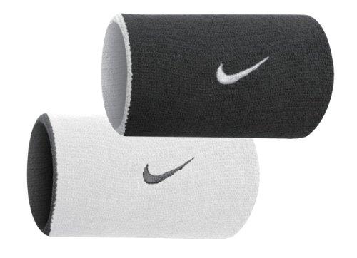 Preisvergleich Produktbild Nike Premier Home & Away Doublewide Wristbands Black NN.03-010