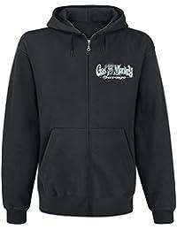 Gas Monkey Garage Blood, Sweat & Beers Hooded Zip Black