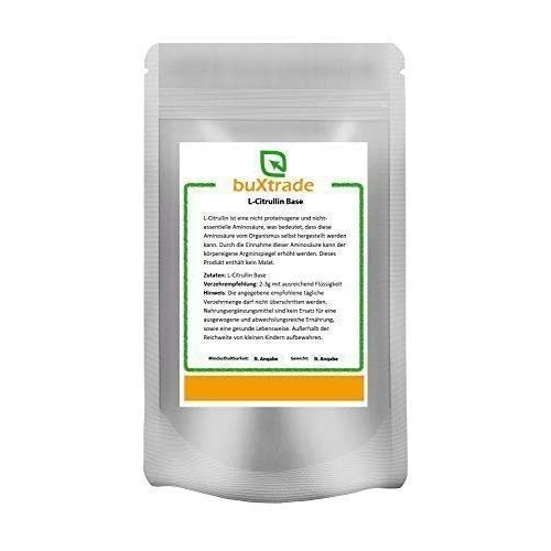41yE6EzEsmL. SS500  - 10 kg L-CITRULLIN Base - Clean | Amino Acid | without Malate