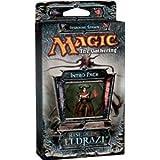 Magic the Gathering - MTG: Rise of the Eldrazi Intro Pack / Theme Deck - Invading Spawn (Red/Black)