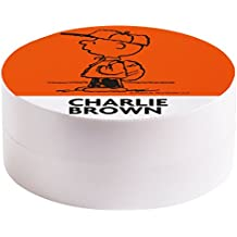 Excelsa Peanuts Bicchiere Tascabile Charlie Brown, Arancio