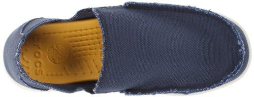crocs Herren Santa Cruz Mens Mokassin Blau (Navy/Stucco)