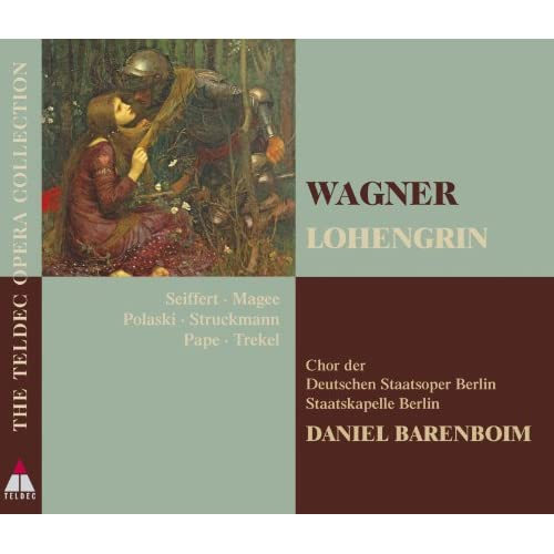 "Lohengrin, Act 3: ""In fernem Land, unnahbar euren Schritten"" (Lohengrin, König, Chorus)"
