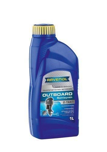 RAVENOL Outboardoel 2T Teilsynthetisches, 1 Liter
