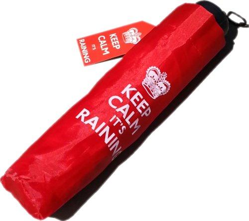 keep-calm-it-s-raining-compacto-plegable-paraguas-se-adapta-facilmente-en-una-bolsa-o-guantera-asi-q